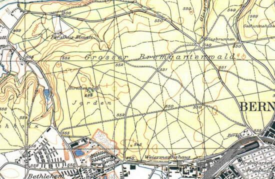 Bremgarten Track Info