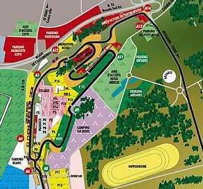 Le Mans Track Info
