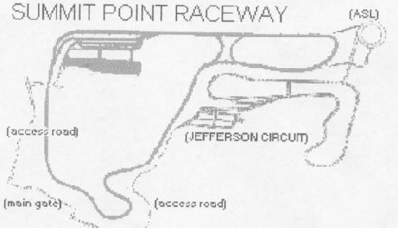 summit track info
