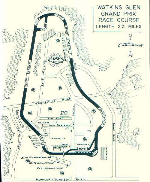 Watkins Glen Race Track >> History Of Watkins Glen